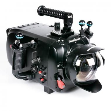 Custodia Subacquea Nauticam Epic LT per Red Epic & Scarlet (N120 Port, SmallHD502)