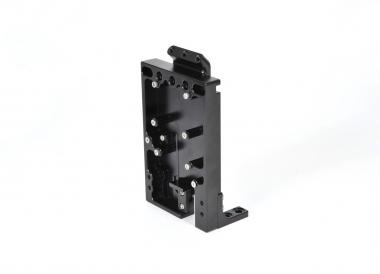 Adapter plate for V-mount battery systems in 16101, 16105, 16131, 16132 (Compatible with Switronix V-mount/IDX V-mount plates)