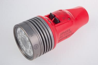 Illuminatore Subacqueo Sparklight RED