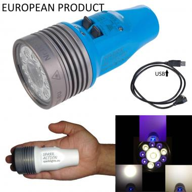 Illuminatore Subacqueo Sparklight UV